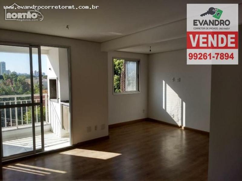 Apartamento a venda no JARDIM CALIFÓRNIA em Cuiabá/MT