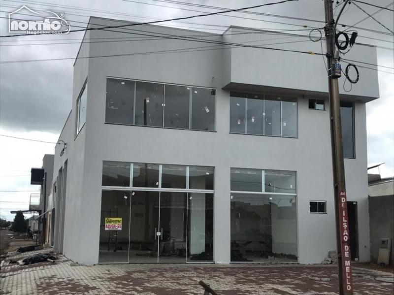 SALÃO COMERCIAL para locação no JARDIM DAS ACACIAS em Sinop/MT