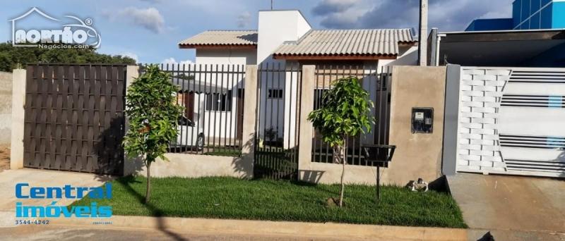 CASA a venda no NOVO HORIZONTE em Sorriso/MT