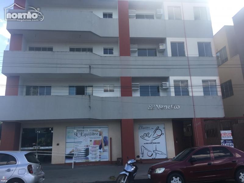APARTAMENTO para locação no JARDIM IMPERIAL em Sinop/MT