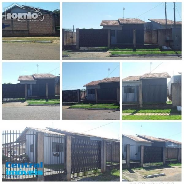 CASA a venda no PINHEIROS 3 em Sorriso/MT