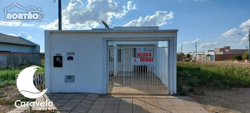 CASA para locação no PORTINARI em Sinop/MT