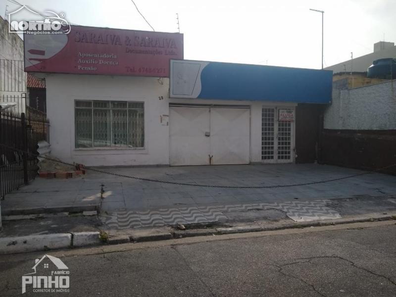 CASA para locação no CENTRO em Suzano/SP