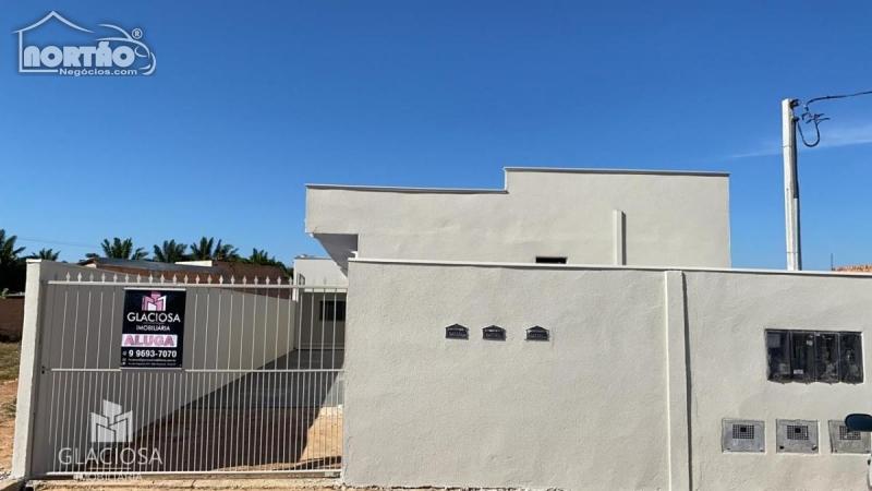 Casa para locação no RESIDENCIAL JARDIM ARAGUAIA em Sinop/MT