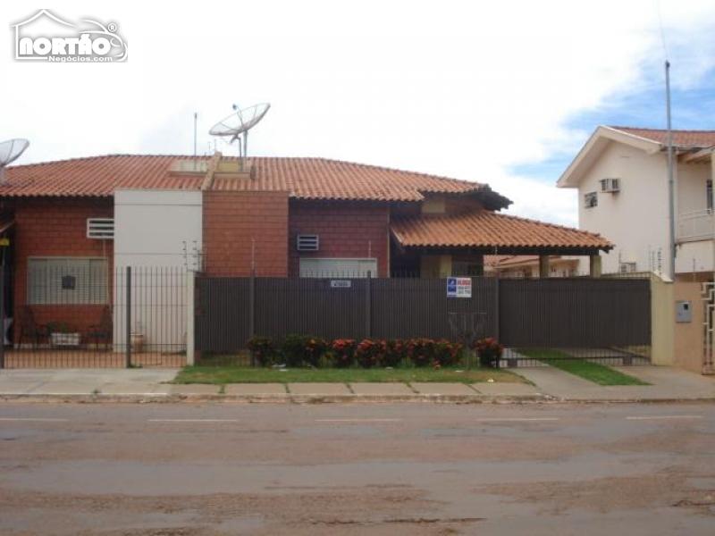 Casa para locação no MONTE LIBANO em Rondonópolis/MT
